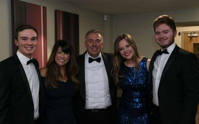 Castlebridge Group raises £24,000 for children's charities at Charity Ball