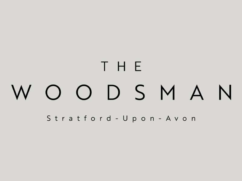 The Woodsman logo