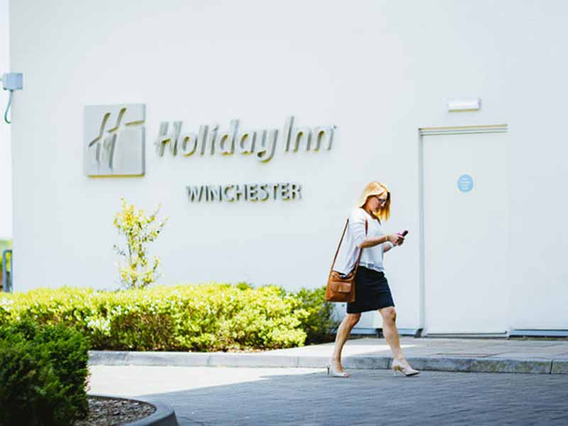 Meetings at the Holiday Inn Winchester