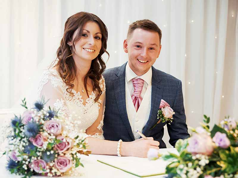 Weddings at the Holiday Inn Winchester