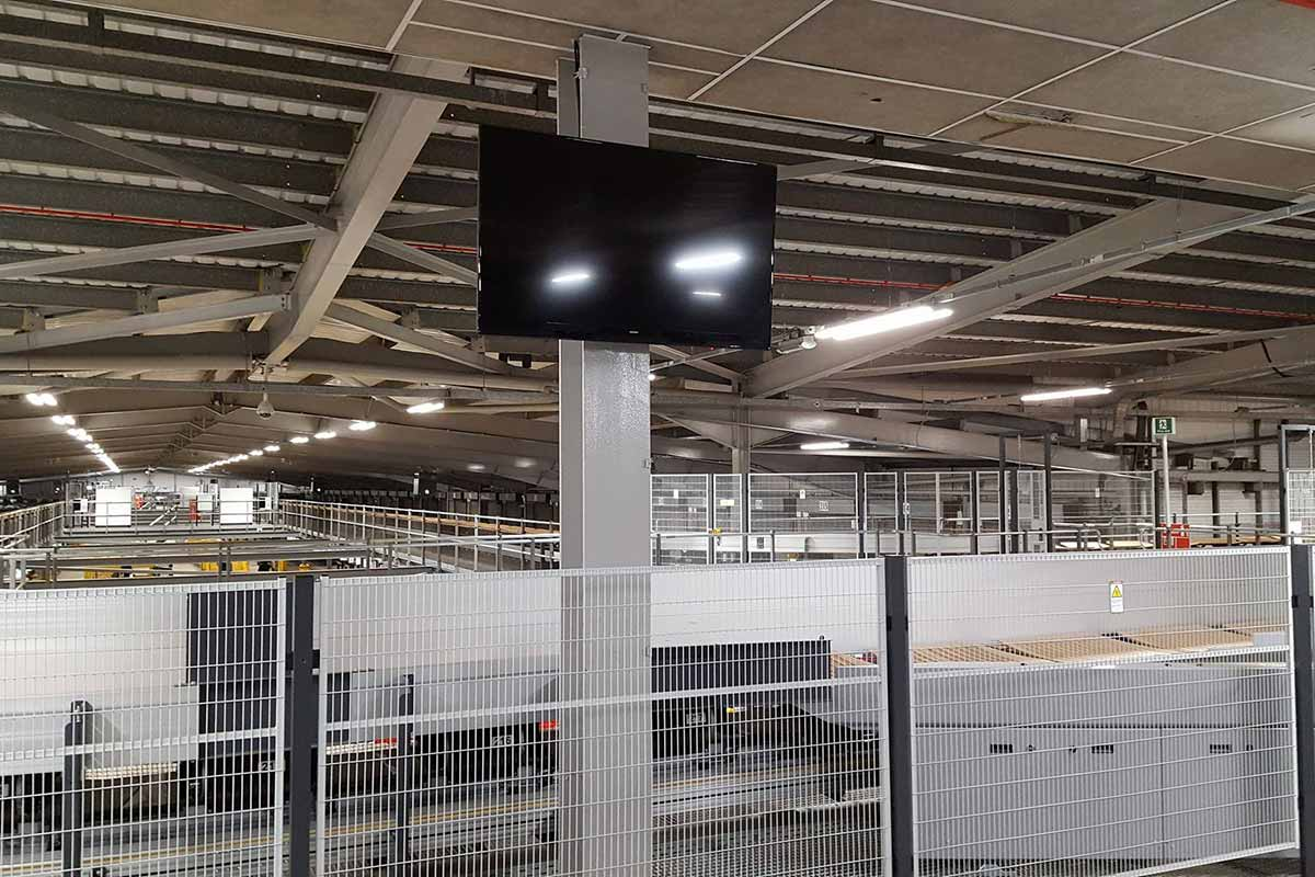 Commercial AV Installations