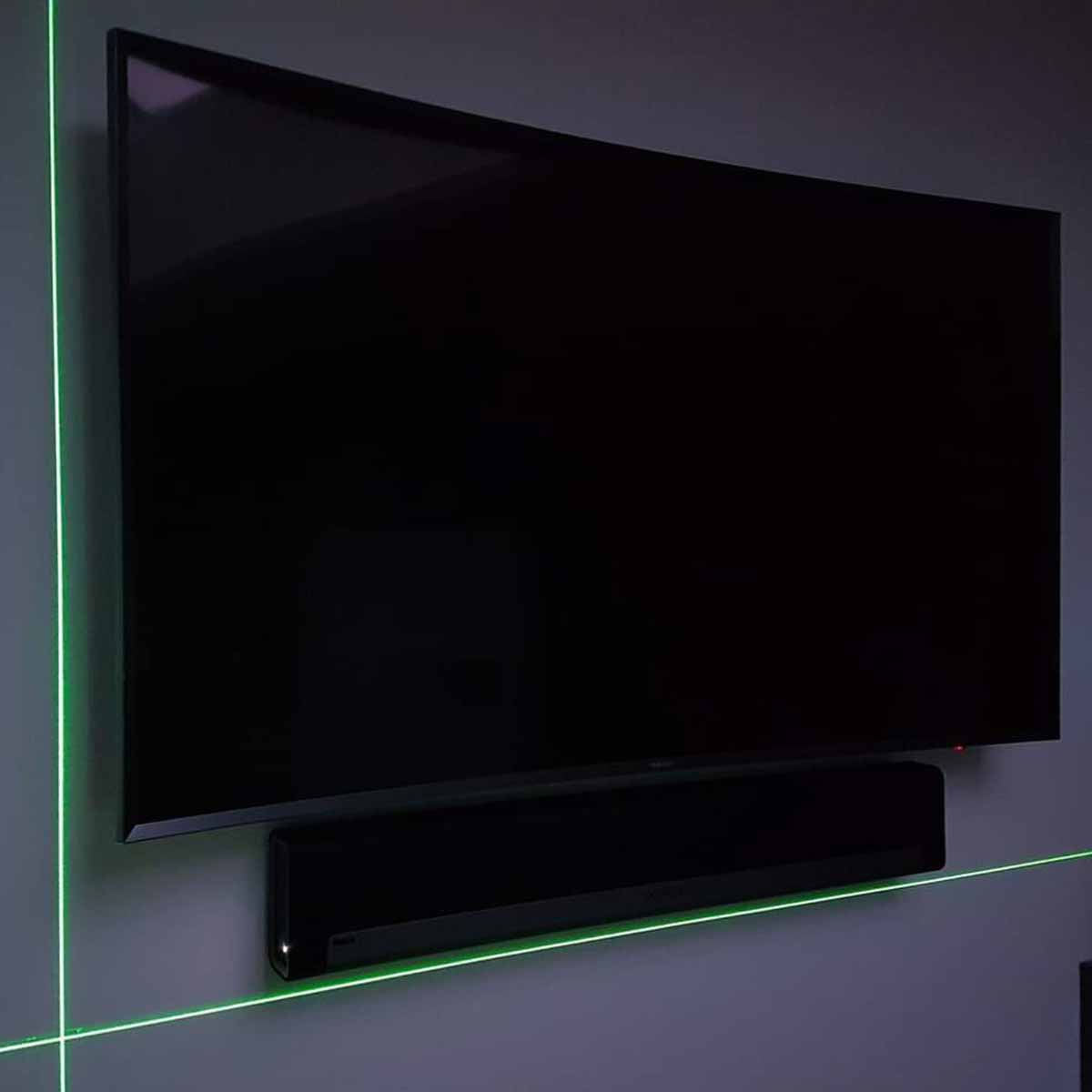 Precision TV Wall Mounting